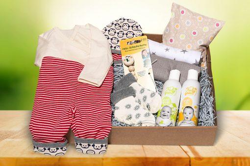 Hello World - BIG Box Startbox für dein Baby