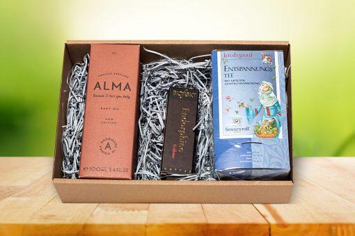 New Mom - Box ALMA Zotter Sonnentor