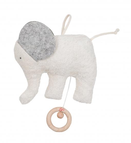 Efie Spieluhr Elefant bio 100% made in germany