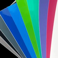 Schriftfarben beschriftete Becher