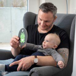 HANNIline Kontrastkarten ab 6. Monat - Babys Sinne fördern