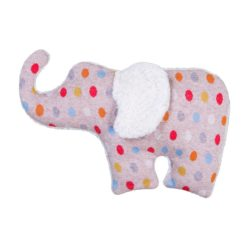 Efie Dinkelkissen Wärmekissen Elefant 100% Made in Germany