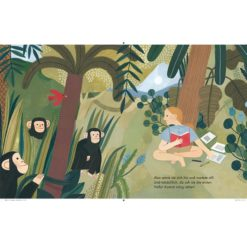 Little people - Jane Goodall - Blick ins Buch