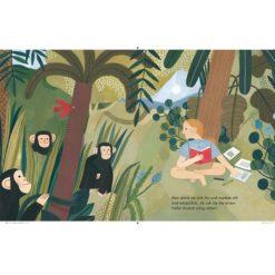 Little people - Jane Goodall - Blick ins Buch