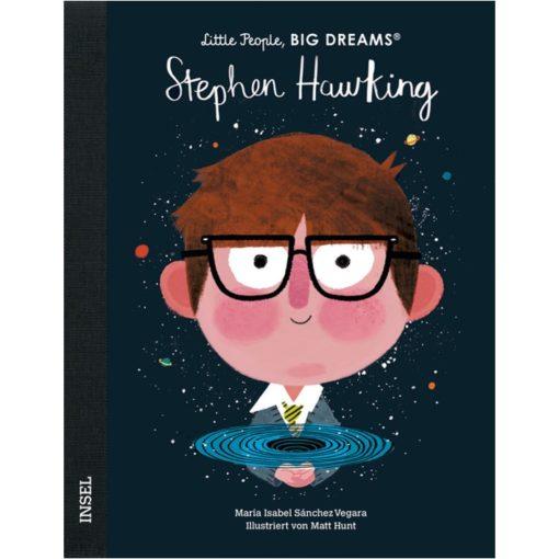 Little people - Stephen Hawking