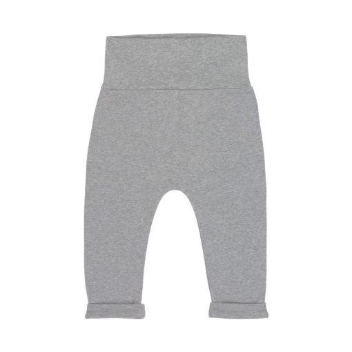 LÄSSIG Hose grey melange