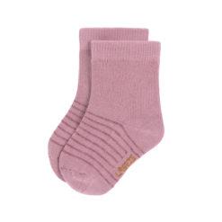 LÄSSIG Socken 3er Pack rosewood
