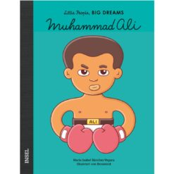 Little people, big dreams - Schwergewichtsweltmeister Boxer Muhammad Ali