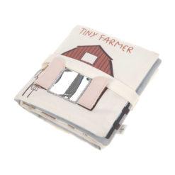 LÄSSIG Stoffbuch Tiny Farmer