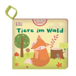 Mein kleines Stoffbuch - Tiere im Wald