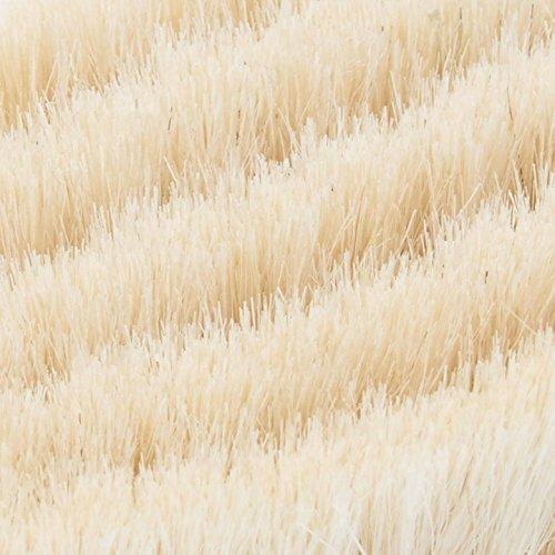 Gruenspecht Natürliche Ziegenhaarbürste - Made in Germany