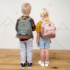 LÄSSIG Rucksack Mini Backpack Adventure Tipi