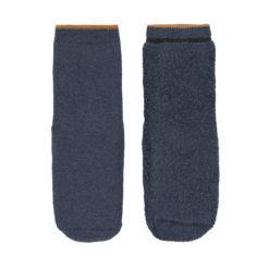 Anti Rutsch Socken blue grey
