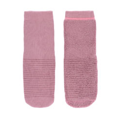 Anti Rutsch Socken rosewood