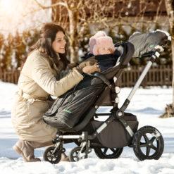 Fellhof Baby Kinder Artikel Lammfell temperatur und feuchtigkeitsregulierend